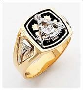 14k Past Masters Ring