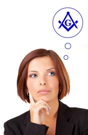 Masonic wife questions Freemasonry