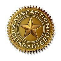 satisfaction guaranteed seal