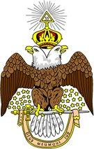scottish rite eagle emblem