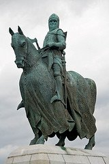 King Robert the Bruce Statue