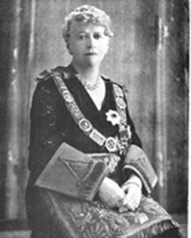 Freemason Woman