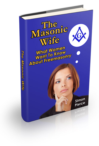 The Masonic Wife by Simon Pierce