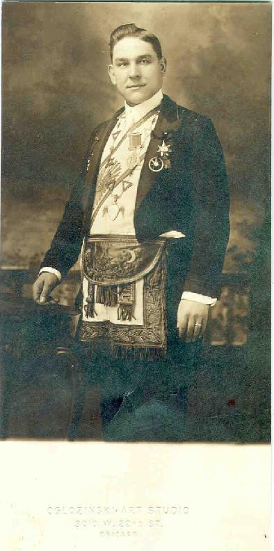vintage master mason photo
