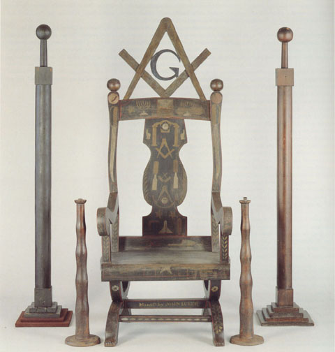 Masonic Chairs Antique Worshipful Master Chairs