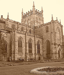 Dunfermline Abbey New Church