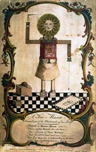 Symbolic Freemason