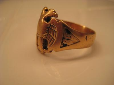 Scottish Rite Ring