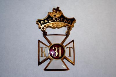 Pasadena Knights Templar