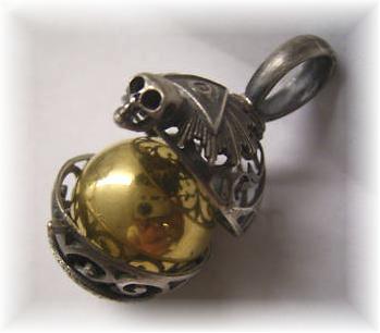 Masonic Ball - Partially Open