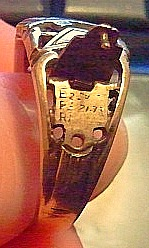 My Fathers Masonic Ring 2