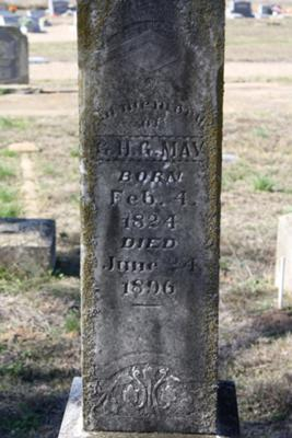 Old Masonic Gravestone