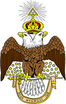 scottish rite eagle emblem