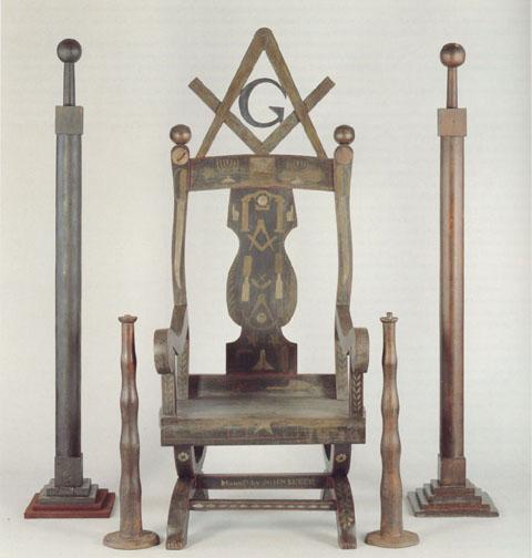 John Luker Masters Chair