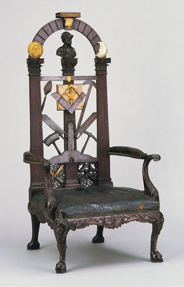 Worshipful Masters Chair