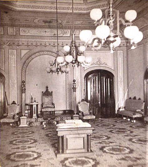 Masonic lodge Kingston New York