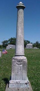 Masonic gravestone handshake