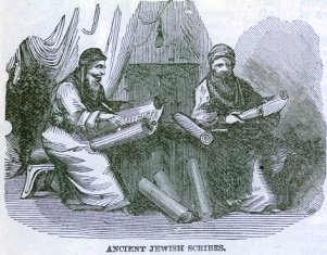 Scribes and Scrolls