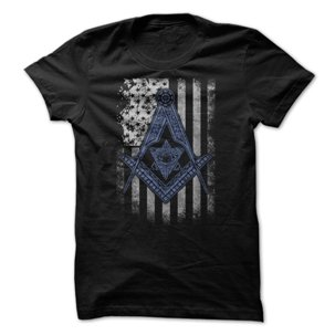 Freemason Flag T-shirt
