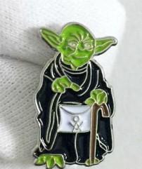 Master Yoda - lapel pin