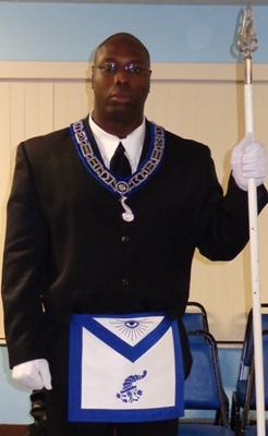 Terry Grooms - Freemason