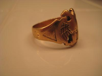 Scottish Rite Ring_gold