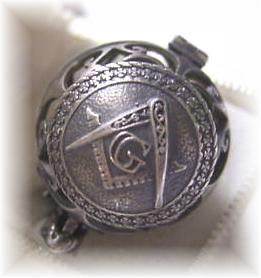 Masonic Fob - Closed