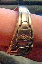 My Fathers Masonic Ring 4