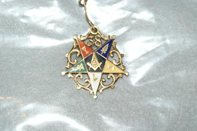 Eastern Star Pendant