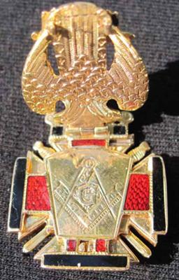 Scottish Rite Pendant
