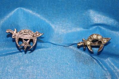Shrine Emblem Pins